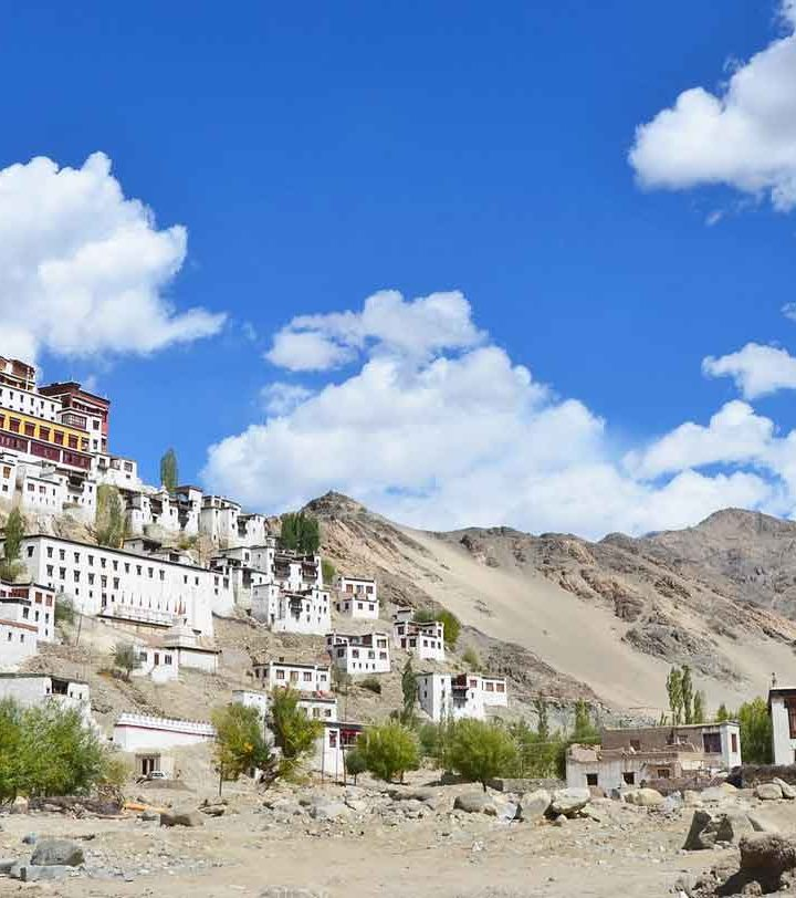 Top Tourist Attractions for UK Nationals in Leh & Ladakh